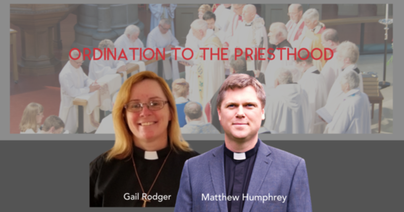 Ordination to the Priesthood, September 20, 2020