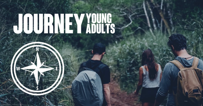 Journey Young Adults Small Group