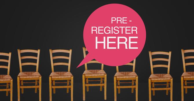 Service Pre-Registration