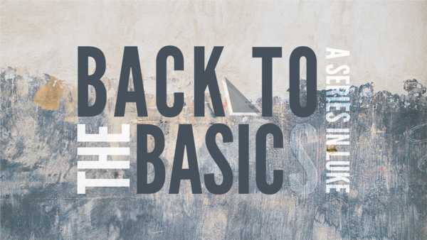 Back To The Basic | 2020