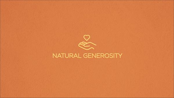Natural Generosity | 2019
