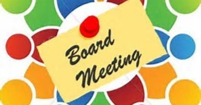 Children's Center Board Meeting