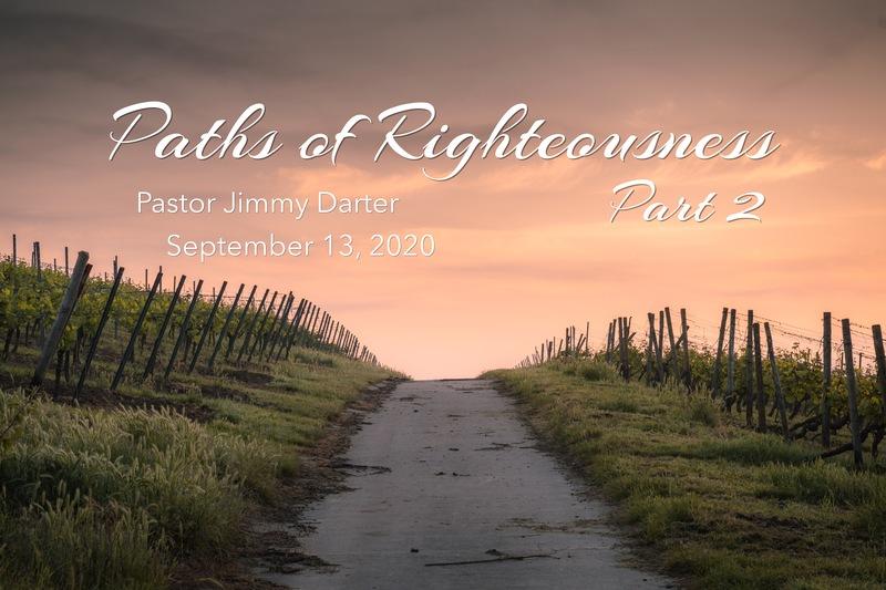 Choosing Righteousness