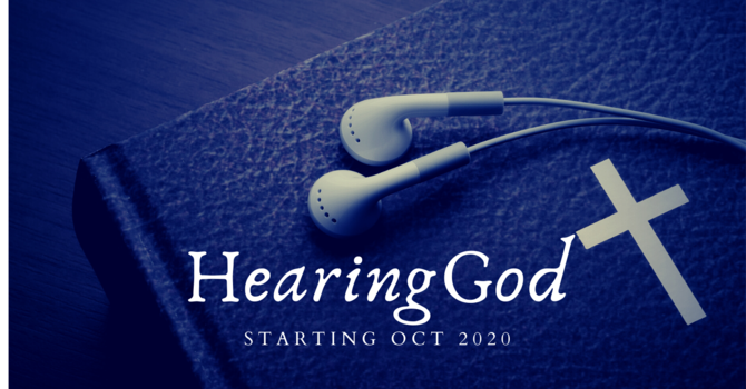 Hearing God Classes in October