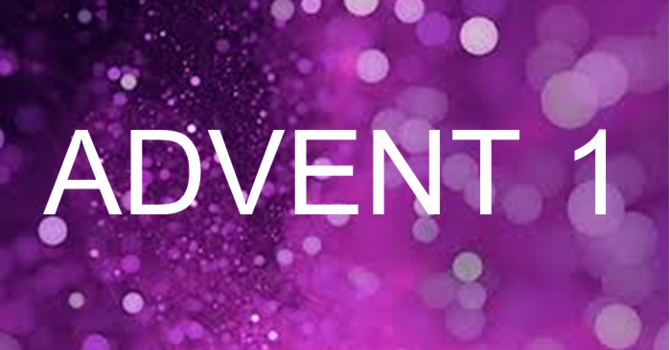 First Sunday in Advent