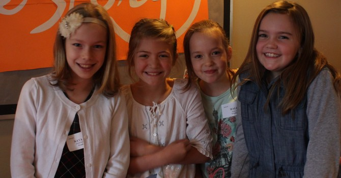 Willoughby Kids Raise Funds for Hungry Children  image