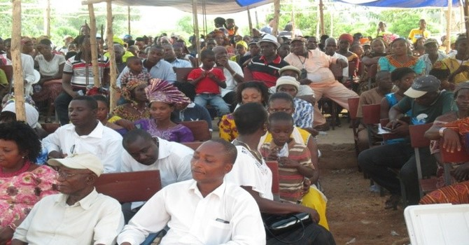 The Church in Sierra Leone is Growing! image