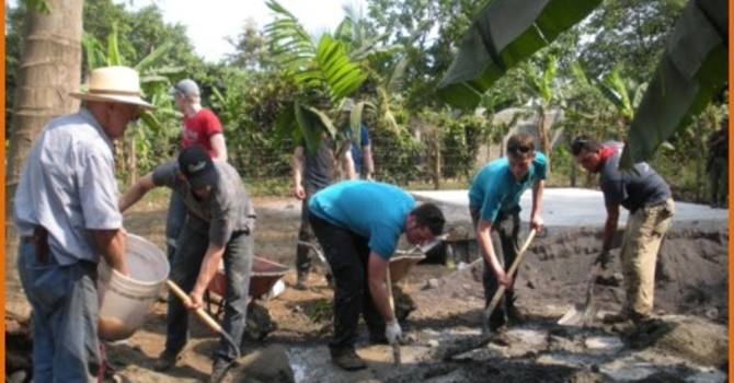 Special Offering: Guatemala Missions Trip image