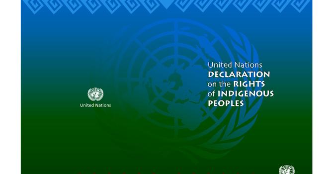 UN Declaration Reflects Biblical Principles image