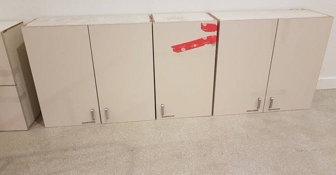 Cabinets for sale image