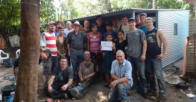 Serving in Guatemala image