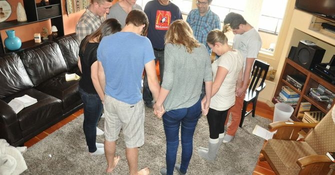 Youth Leaders Retreat  image