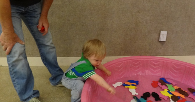 Father's Day at Covenant Kids image