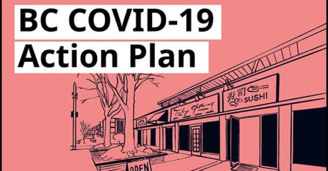 BC COVID-19 Action Plan image