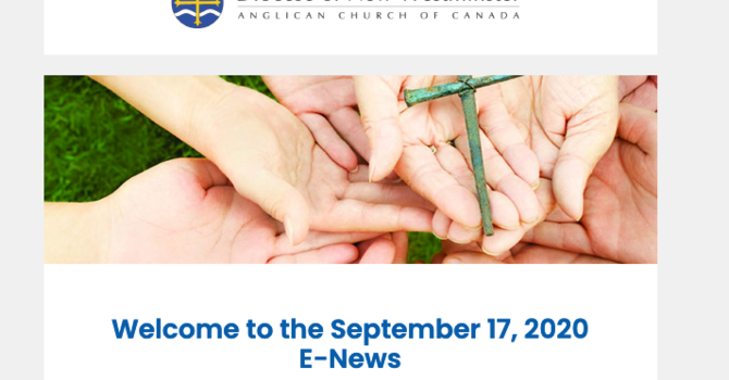 Direct Link to the September 17 Diocesan E-News image