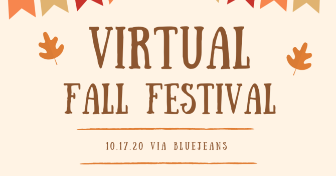 Kids Virtual Fall Festival