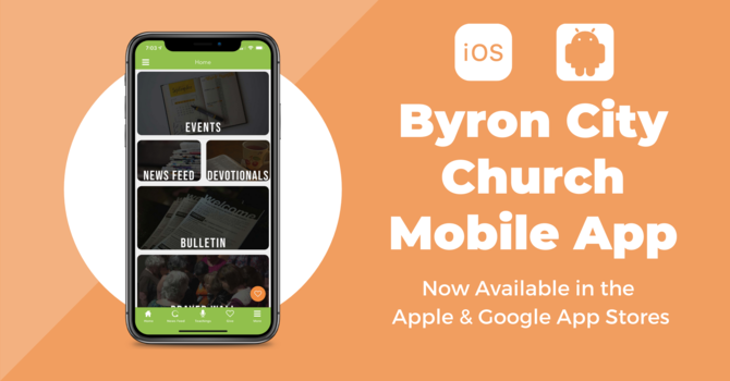 Mobile App now available for Android and Apple devices!