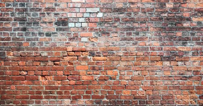 Facing the wall, part 1 image