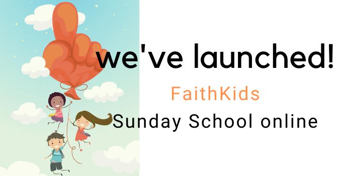 Faith Kids (Nursery - Grade 5)