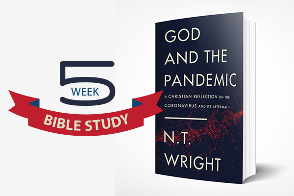 God and the Pandemic - begins tomorrow!