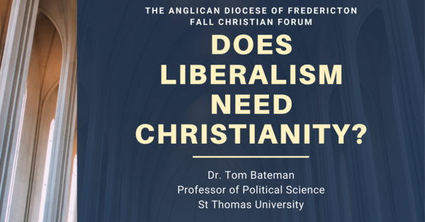 Does Liberalism need Christianity?