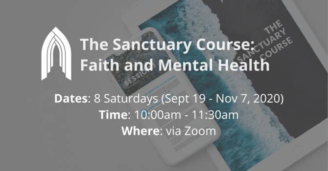 The Sanctuary Course: Faith and Mental Health