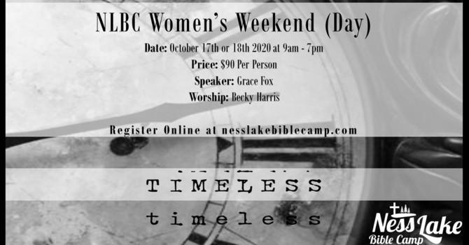 NLBC 2020 Women's Weekend (Day) with Grace Fox