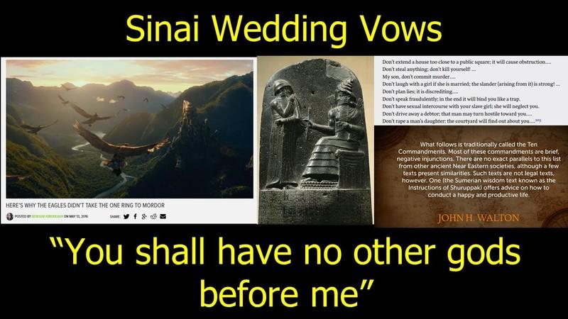 Sinai Wedding Vows