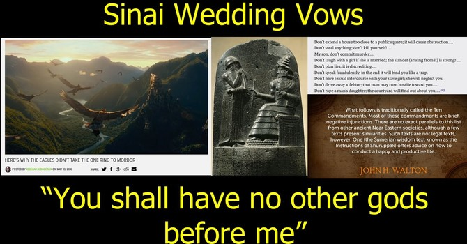 Sinai Wedding Vows