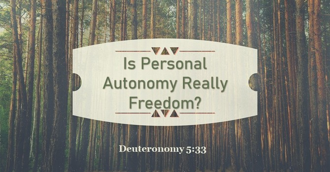 Is Personal Autonomy Really Freedom? image