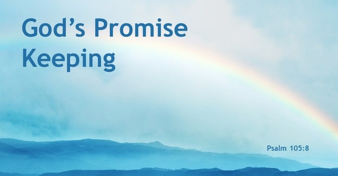 God's Promise Keeping image