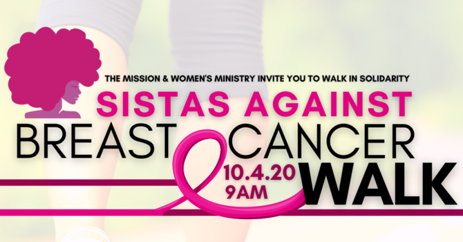 TBC Sistas Against Breast Cancer Walk