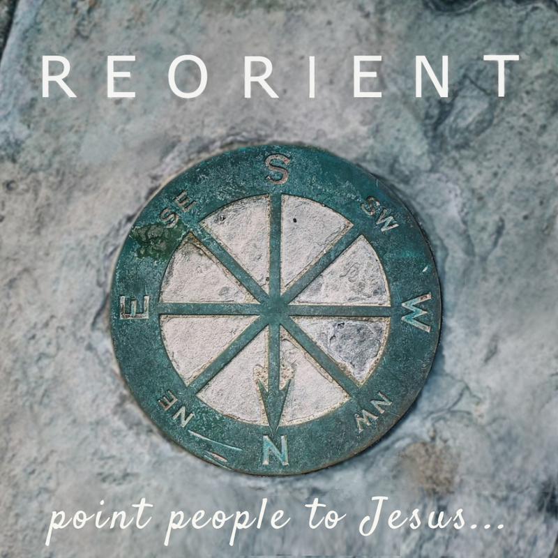 Point People to Jesus