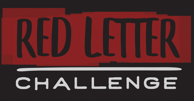 The Red Letter Challenge