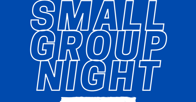 Epic Small Group Night