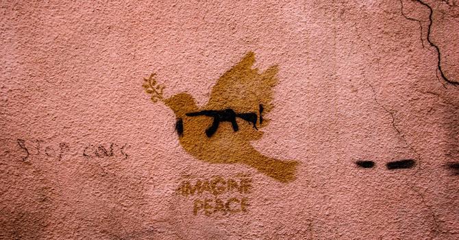 Advent 2: Peace
