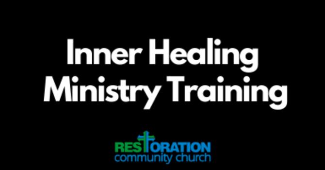 Inner Healing Ministry Training