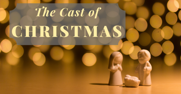 The Cast of Christmas Series