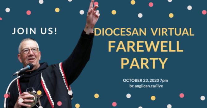 Farewell for Bishop Logan McMenamie