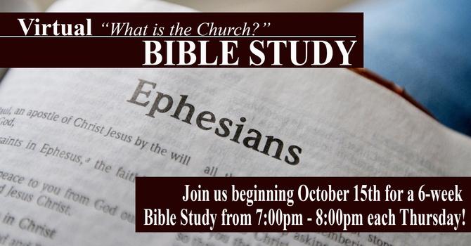 Bible Study: Book of Ephesians