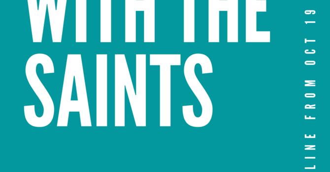 Sundaes with the Saints