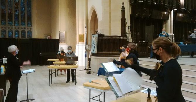 Handbell Choir Returns
