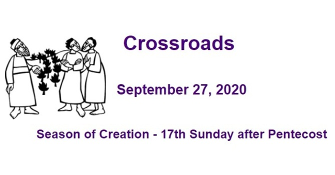 Crossroads September 27, 2020