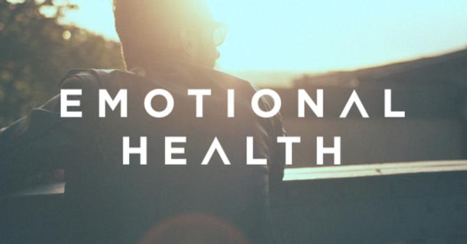 Emotional Health - Anger