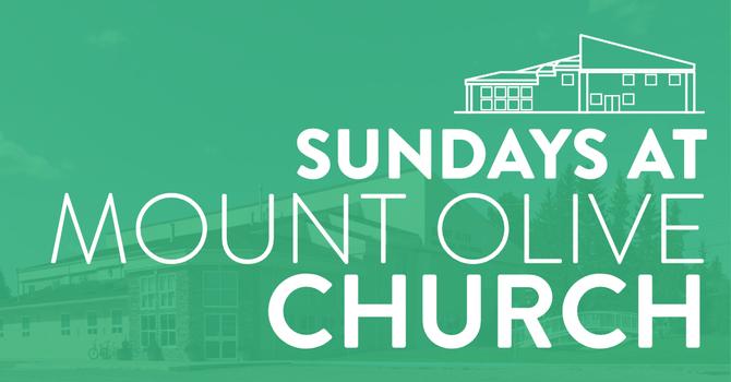 Sundays at Mount Olive image