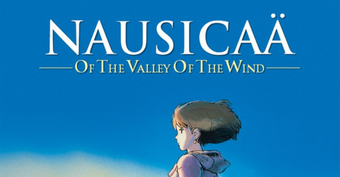 Film Night: Nausicaä of the Valley of the Wind