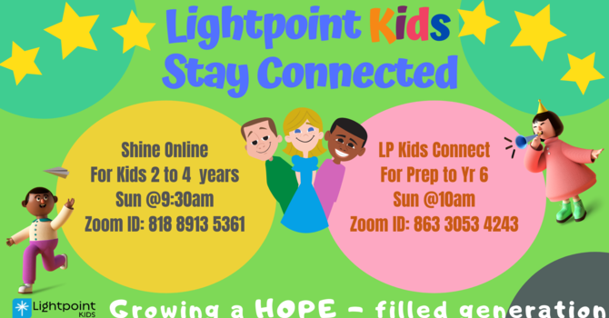 Kids Church Kids Connect