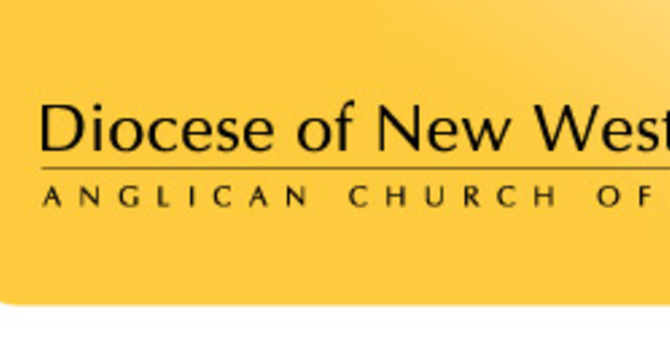 Diocese of New Westminster Newsletter image