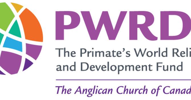 The Primate's World Relief and Development Fund (PWRDF)