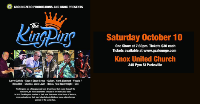 The King Pins (S,L,Rms 1/2/5)
